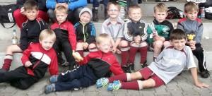 Bambinis beim WM-Turnier in Böbingen