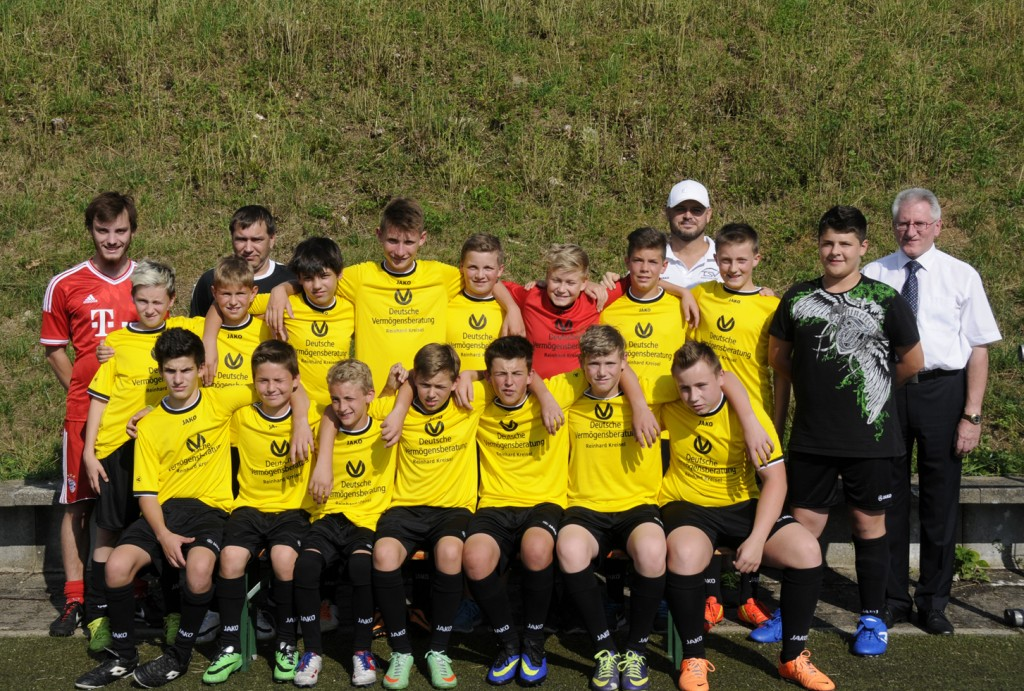 C-Junioren Saison 2014/15