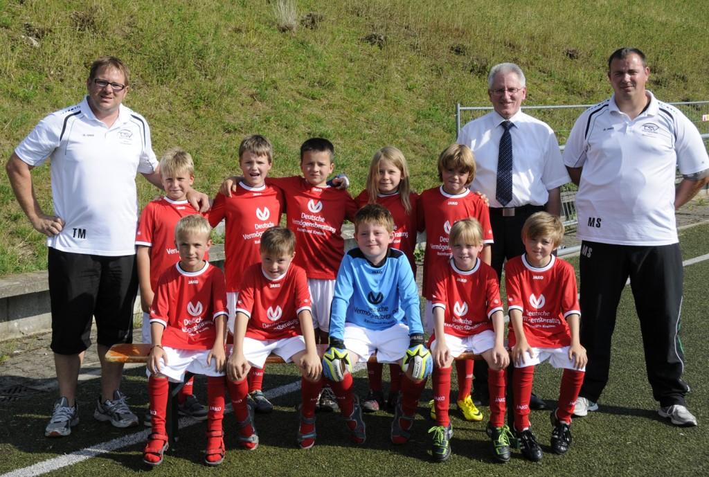 F-Junioren Saison 2014/15
